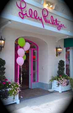 lilly pulitzer. ♥