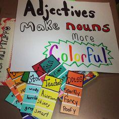 Adjectives! L.3.1.a