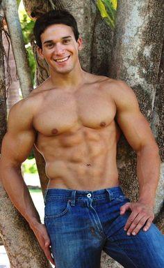 Marcel Rodriguez Muscle