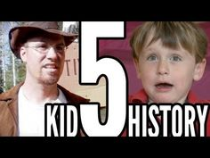 "Kid History: ""Camping"" Episode 5 (True Stories)"