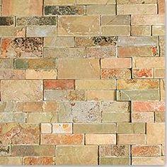 BuildDirect: Natural Stone Siding Veneer - Earth Slate / Type: Ledge Stone 6