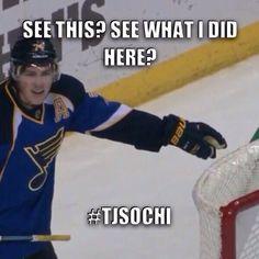 TJ Oshie everybody!