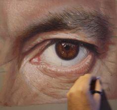 belloso adorna 01 650x614 Realistic Portraits by Ruben Belloso ruben belloso, pastels, rubén belloso, belloso adorna, pastel paintings, realist paint, pencil drawings, artist, eyes