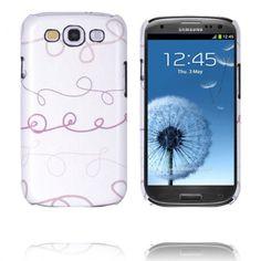 MixMax (Kierretyt Langat) Samsung Galaxy S3 Suojakuori - http://lux-case.fi/mixmax-kierretyt-langat-samsung-galaxy-s3-suojakuori.html
