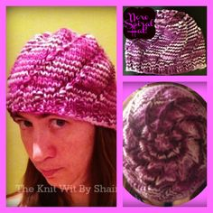 Noro Spiral Hat Pattern - The Knit Wit by Shair