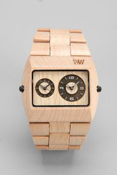 WeWOOD Jupiter Watch #urbanoutfitters