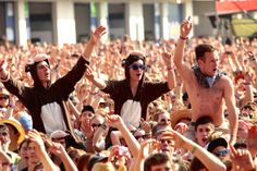 Rock Am Ring: Rock out or mosh out at Germany's premier rock festival, which has hosted dozens of bands for over two and a half decades.