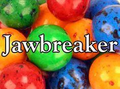 jawbreak, childhood favorit, candi, childhood memori