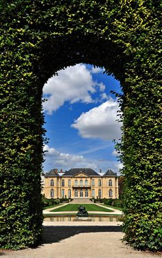rodin museum garden, paris