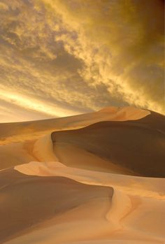 Sand Dunes - Badr, Saudi Arabia