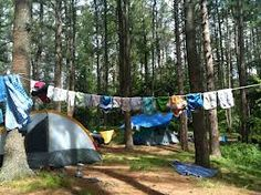 water, cloth diapers, solar panel, camping, wash cloth, camp mama, clothes lines