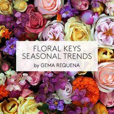 floral key, key season