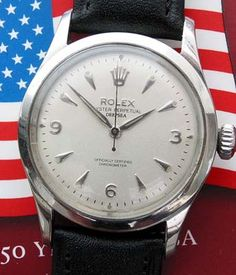 1954 Vintage Rolex Deepsea Oyster   - Yorktime Used and Vintage Watches