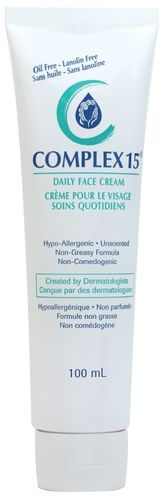 Complex 15 Daily Face Cream $9.79 - from Well.ca