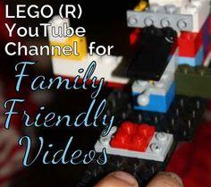 Family Friendly LEGO channel