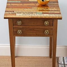 idea for side table