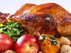 Cider Glazed Turkey