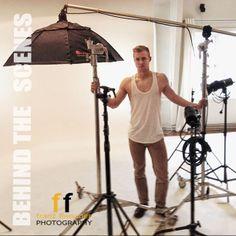 behind the scenes, Casting sweden