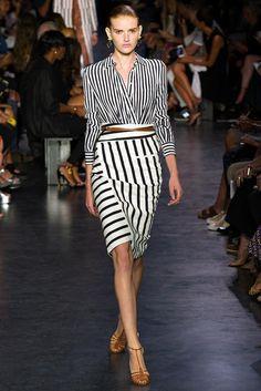 stripes + stripes at Altuzarra Spring 2015