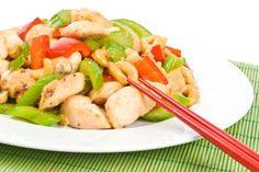 Cashew Chicken Recipe via @Sparkpeople