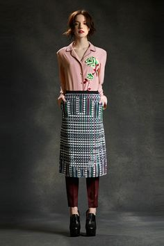 Clover Canyon   Fall 2014 Ready-to-Wear Collection   Style.com