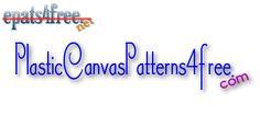 free plastic canvas patterns from http://plasticcanvaspatterns4free.com/