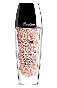 Guerlain Meteorites Light Diffusing Perfecting Primer. My fav! And it makes a beautiful addition to any vanity!