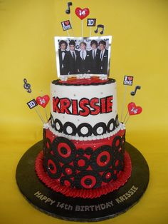 one direction birthday cake - Google Search