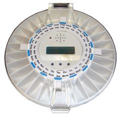 Med-e-lert Pill Dispenser - Health and Disability Products - Disabled World