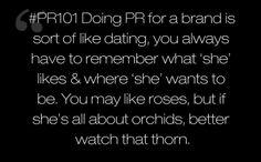 #PR101- PR & dating-