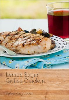 Lemon Sugar Grilled