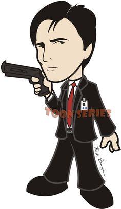 Aaron Hotchner - Criminal Minds by toonseries.deviantart.com on @deviantART