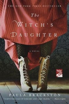 The Witch's Daughter by Paula Brackston | 13 Books To Read This Halloween #halloween #scaryreads