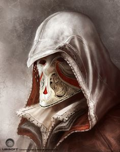 Assassin's Creed 2 Concept Art