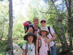 All of us at the Oak Creek in the Red Rock State Park state parks, rock state, red rock