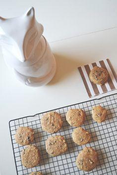 sugar free, gluten free, dairy free cookies