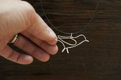 Silver wire necklace pendant in about 15 minutes over at the best ever Made By Joel blog