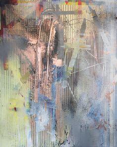 "From the series ""Sateens,"" Mending 2014 Mélisa Taylor"
