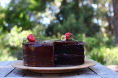 Poires au Chocolat: That Chocolate Cake