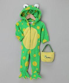 frog hood, costumes, infant, frog costum, costum bag, babi, hood footi, green frog, bags