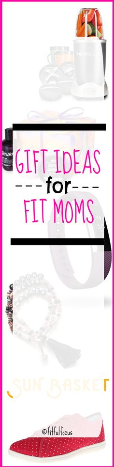 Gift Ideas for Fit M