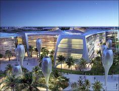 buildings of future