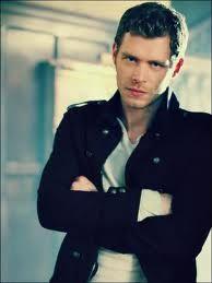 Joseph Morgan as Klaus on TVD <3