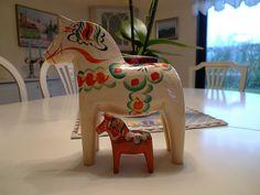 Dala horses by petrusko.rm, via Flickr
