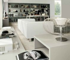 Modern Design Living Room Decorating Ideas