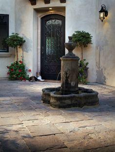decor, the doors, backyard design, front doors, blog, backyard gardens, backyard fountain, courtyard, entrance