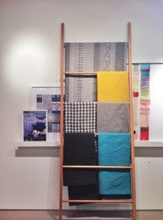 From artful process to finished product, the Elodie Blanchard Collection designed for @Corey N Heather Fillingame & HBF Textiles is incredibly thoughtful and well-executed. NeoCon 2014