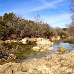 Free Fun in Austin: Exploring Barton Creek Greenbelt: Twin Falls