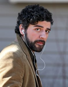Actor Oscar Isaac - saw this guy in 4 or 5 movies over the last two years and didn't link him to being the same person until this week. I love it when actors give really good performances that I forget I've seen them in other things.