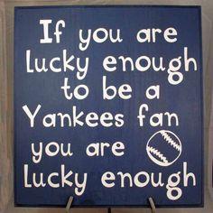 Yankees Baseball Fan